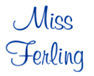 Miss Ferling