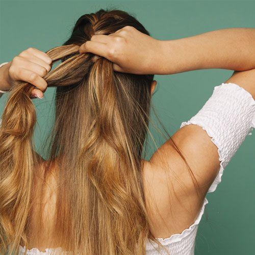 Beauté des cheveux
