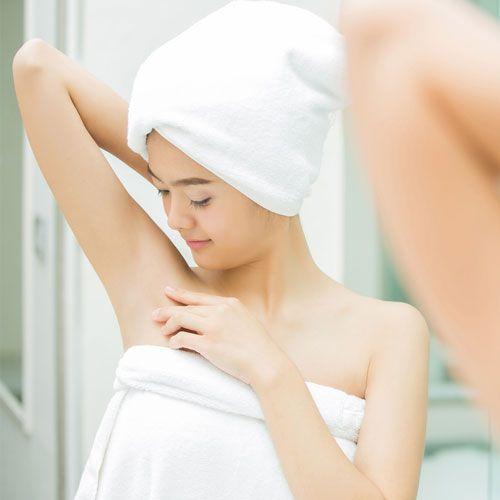 Déodorants, rasage et dépilatoires