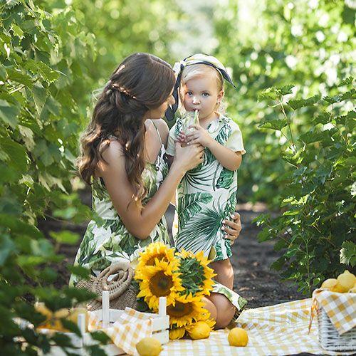 Maman - Bébé - Enfant bio