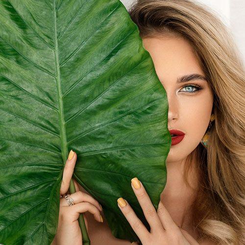 Maquillage au naturel