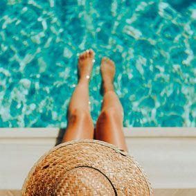 Monoï et Plaisirs de l'été