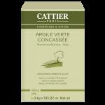 Cattier Argile Verte Concassée 3 kg.