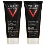 Vichy Homme Hydra Mac C Gel Douche Cheveux et Corps 2x200ml