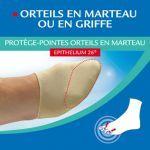 Epitact Protège-Pointes orteils en marteau  36/38