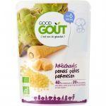 Good Goût Plat Complet Bio Dès 6 mois-Artichaut panais pâte parmesan