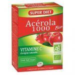 Super Diet Acérola 1000 Bio 24 Comprimés