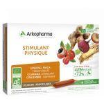 Arkofluide Bio Stimulant Physique 20 ampoules 10ml