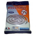 Mousti'kill 10 Spirales Anti-moustiques
