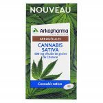 Arkogélules Cannabis Sativa 45 gélules