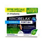 Arkopharma Arkorelax Sommeil Fort 30 comprimés