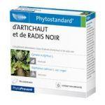 Phytostandard d'Artichaut et Radis Noir PhytoPrevent 30 comprimés