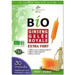 Les 3 Chênes Bio Ginseng Gelée Royale 30 ampoules