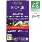 Biopur Active Bien-être Cardio-vasculaire Gélules Végétales X48