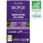Biopur Active Bien ëtre du Foie Gélules Végétales X48