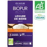 Biopur Active Levure de Bière Gélules Végétales X48