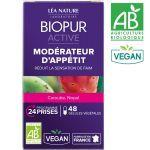 Biopur Active Modérateur d'Appétit Gélules Végétales X48