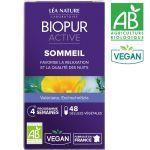 Biopur Active Sommeil Gélules Végétales X48