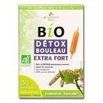 Les 3 Chênes Bio Détox Bouleau Extra Fort 30 ampoules