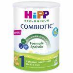 Hipp Bio Combiotic Formule Epaissie de 0 à 6 mois 800g