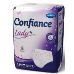 Confiance Lady Sous Vêtements absorbants Taille L 6 Gouttes Nuit X7