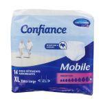 Confiance Mobile 14 Sous Vêtements Absorbants Absorption 10 - taille XL