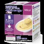Milical LCD Crème Vanille 4 Sachets