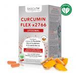 Biocyte Longevity Curcuma Flex Flebilité Articulations Vegan 120 Gélules