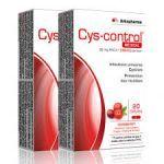 Arkopharma Cys-control Médical Lot de 2x20 gélules