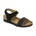 Scholl Chaussures Dores Noir