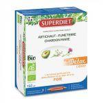 Super Diet Bio Ma Détox Ciblée Foie Ampoules 10X15ml