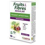 Ortis Fruits et Fibres Programme 15 comprimés