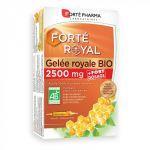 Forte Pharma Forté Royale Gelée Royale Bio 20 Ampoules de 15ml