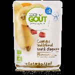 Good Goût Plat Complet Bio Dès 6 mois-Courges butternut sauté d'agneau