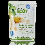 Good Goût Plat Complet Bio Dès 6 mois-Fondue de poireaux cabillaud