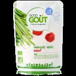 Good Goût Plat Complet Bio Dès 6 mois-Haricots verts boeuf