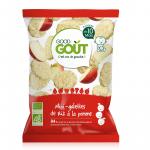 Good Goût Mini Galettes de Riz à la Pomme Bio Dès 10 mois 40g