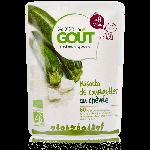 Good Goût Risotto de Courgettes au Chèvre Bio Dès 8 mois 190g