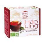 Thés de la Pagode Thé Hao Ling Cholesterol bio 30 sachets