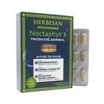Herbesan Noctaphyt 3 tricouche Sommeil ComprimésX15