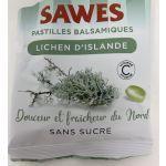Sawes Pastilles Balsamiques Lichen d'Islande 50g