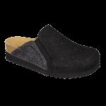 Scholl chaussons mules Kelsie  noir