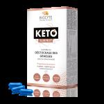 Biocyte Minceur Keto Slim Nuit Destockage Graisses 60 gélules