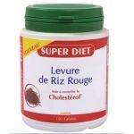 Levure de Riz Rouge 150 gélules à prix bas  Super Diet