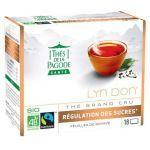 Thés de la Pagode Lyn Don Bio 18 infusettes Commerce Equitable