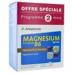 Arkopharma Arkovital Magnésium Vitamine B6 2X60 gélules