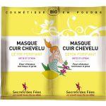 Secrets des Fées Masque Cuir Chevelu Détox Purifiant Bio2X8g