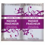 Secrets des Fées Masque Fraîcheur Peel Off Bio8gX2