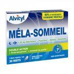 Alvityl Méla-Sommeil 30 Gélules Végétales