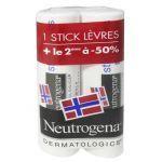 Neutrogena Lèvres Formule Norvégienne-Lot de 2